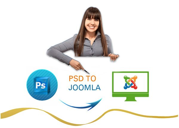 Different Coding Methods Used for PSD to Joomla Conversion