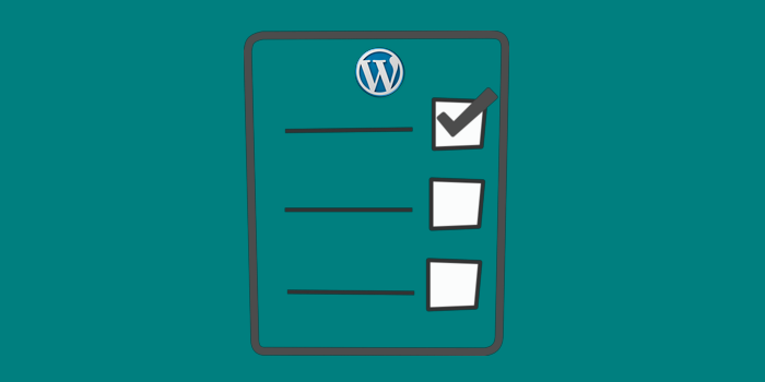 A Comprehensive Checklist Before You Launch Your WordPress Website