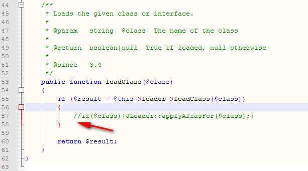 Find LoadClass