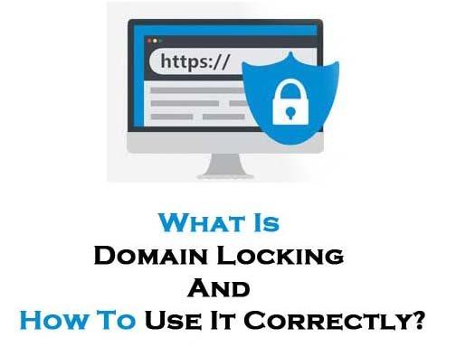 Domain Locking