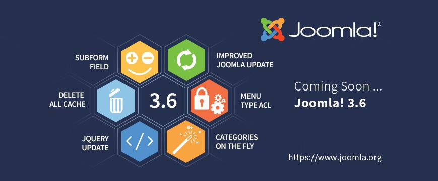Joomla 3.6 version