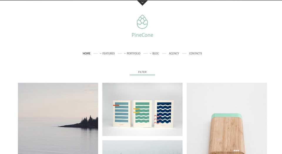 pinecone-theme