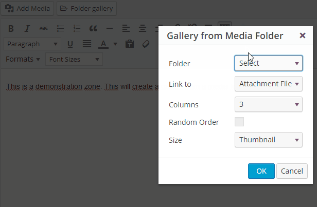Configure WP Real Media Library – Media Categories/Folders Plugin